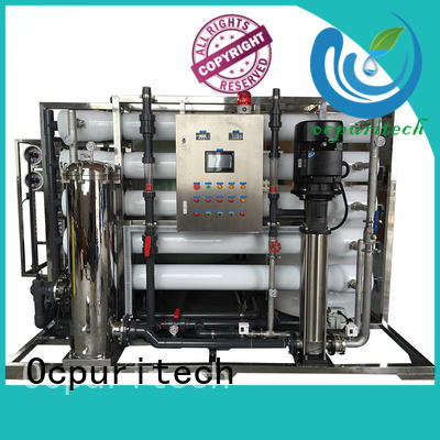 Ocpuritech industrial water systems company wholesale for seawater