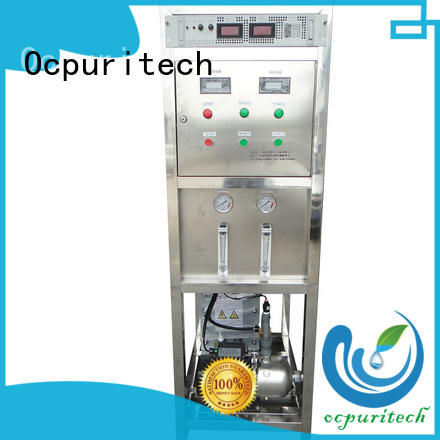 Ocpuritech hot selling electrodeionization supplier for seawater