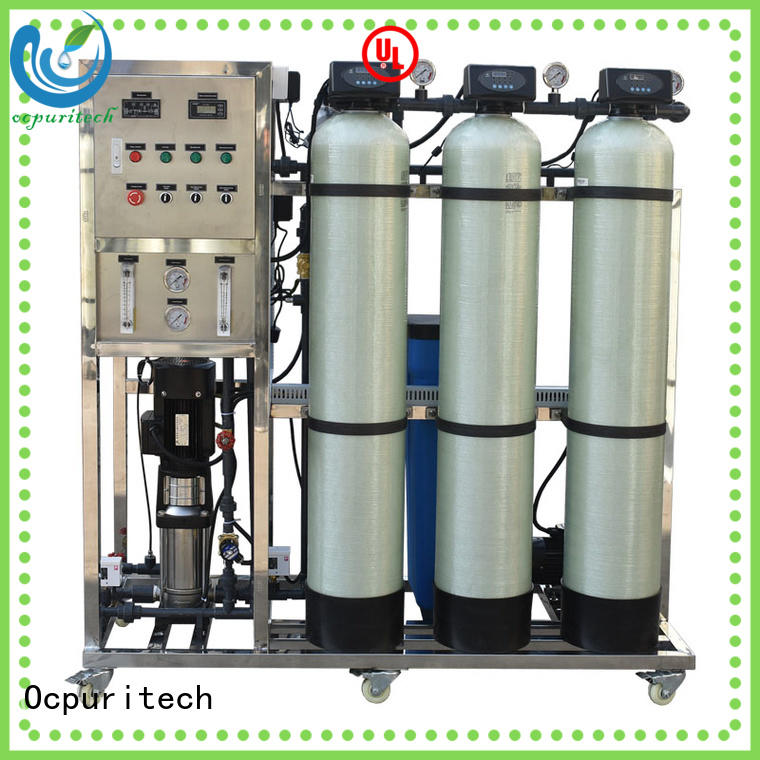 durable ro machine personalized for seawater