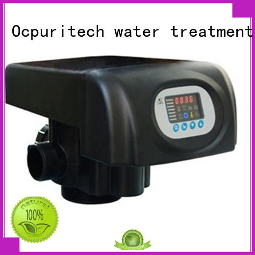 filter valve water treatment system parts metal handle or plastic handle Automatic Control Type Ocpuritech Brand flow control valve