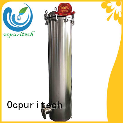 Ocpuritech industrial liquid filtration with good price for household