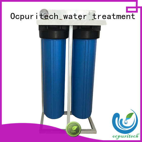 Ocpuritech pretreatment water filtration system for agriculture