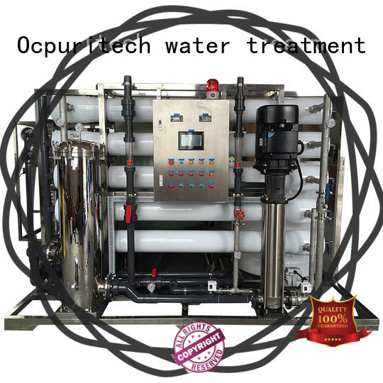 commercial ro system manufacturer wholesale for seawater