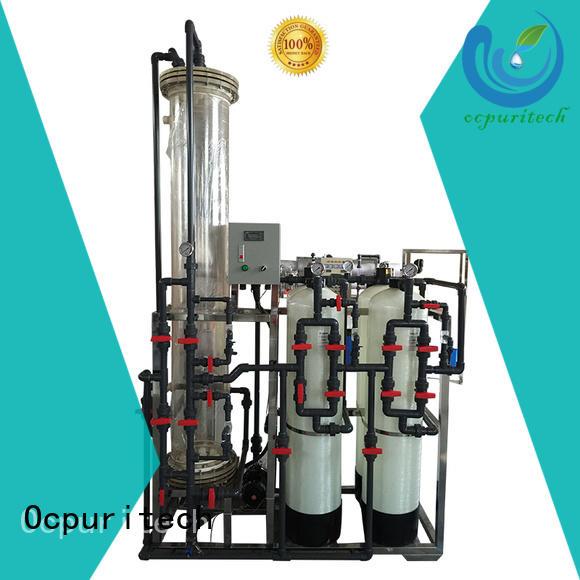 deionized water system design for household Ocpuritech