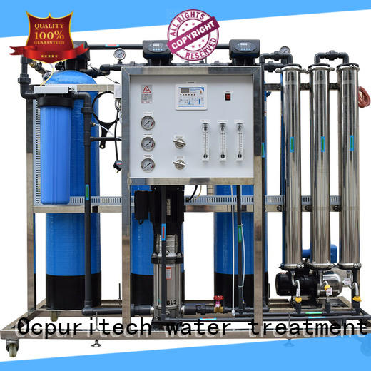 ro purifier price 5000lph household Ocpuritech