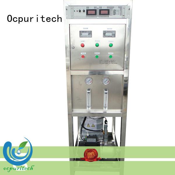 Ocpuritech edi edi water system manufacturers factory price for seawater