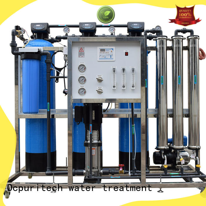 Ocpuritech reverse osmosis water filter factory price for agriculture