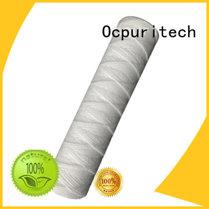 string activated water cartridge Ocpuritech manufacture