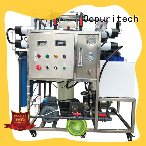 industrial water desalinationfrom China for factory