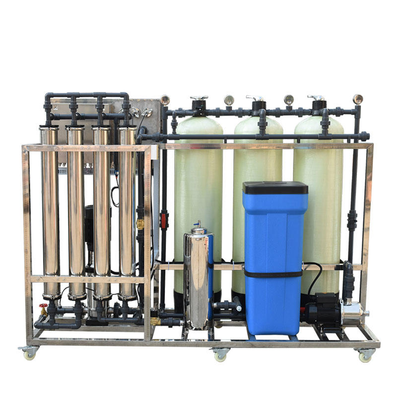 Ocpuritech-1000lph 6000 Gpd Industrial Reverse Osmosis Ro Membrane Water Filter Treatment-1