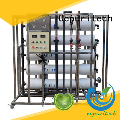 Wholesale industrial ro water filter methods Ocpuritech Brand