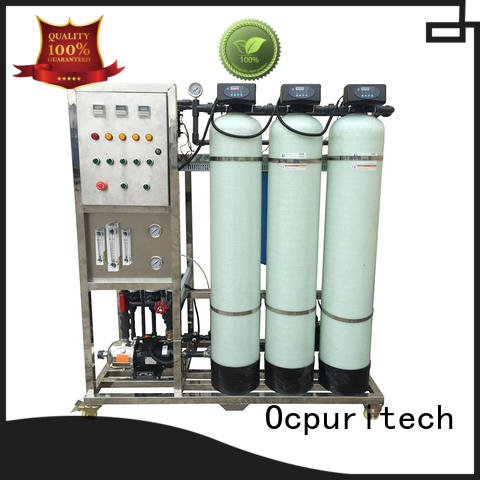 Ocpuritech stable ultrafilter personalized for food industry