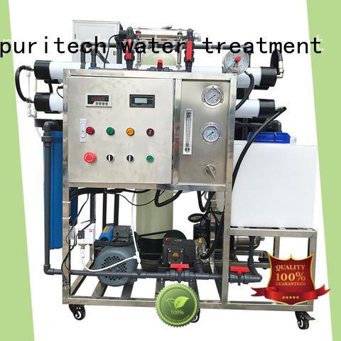 Ocpuritech water desalination customized for industry