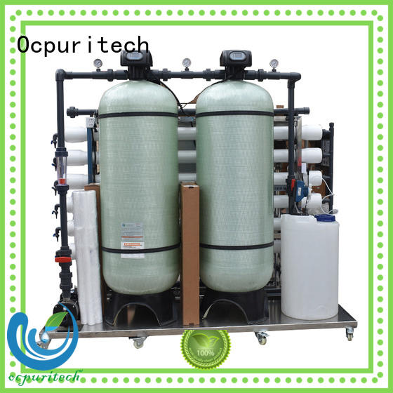Ocpuritech Brand Variety capatial CE Certificate ro water filter long service life