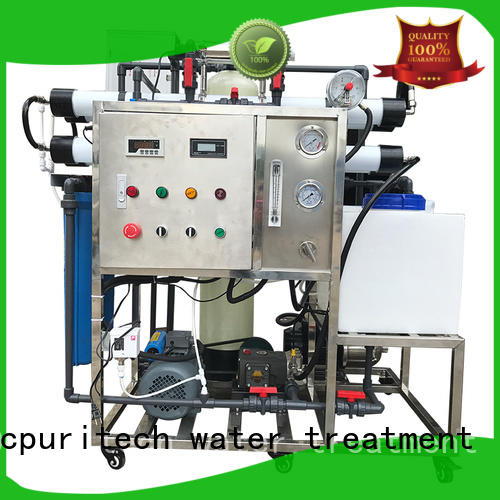 Ocpuritech industrial seawater desalination from China for industry