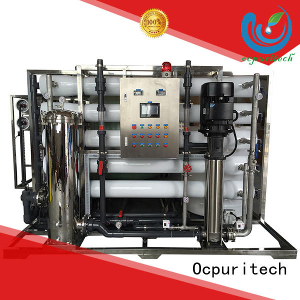 ro water system for food industry Ocpuritech
