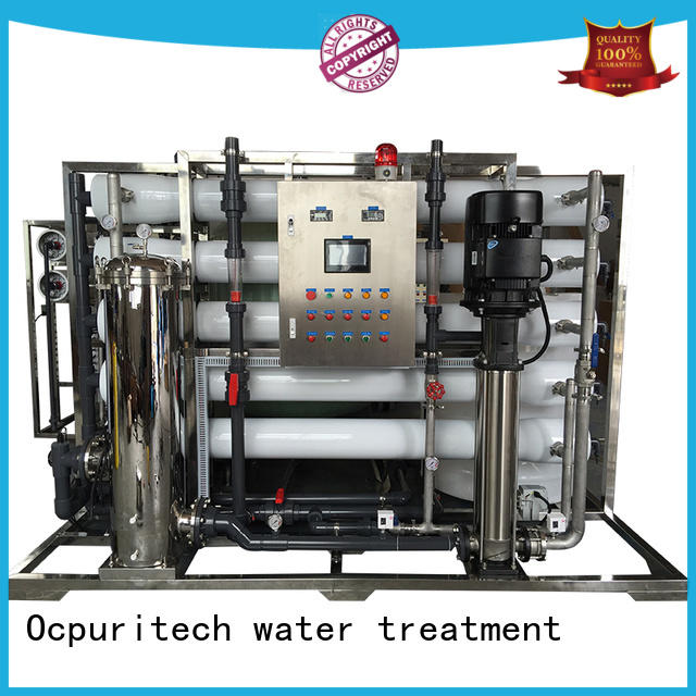 Ocpuritech 250lph ro water system wholesale for food industry