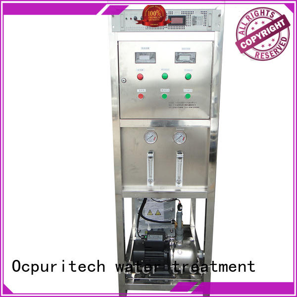 Wholesale remove impurities edi water system Ocpuritech Brand