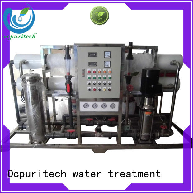 gpd reverse osmosis water system 750lph manufacture Ocpuritech