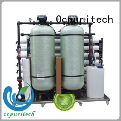 750lph reverse osmosis water purification Fivestar Hotel Ocpuritech