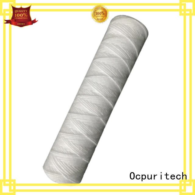 Ocpuritech well water sediment filter design for business
