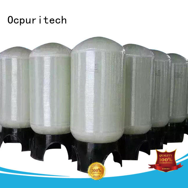 Ocpuritech fiberglass tank manufacturer for four star hotel