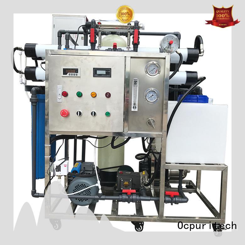 Ocpuritech water desalination supplier