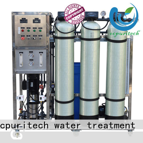 Ocpuritech stable ro system factory price for agriculture