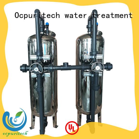 high pressure water filter for medicine Ocpuritech