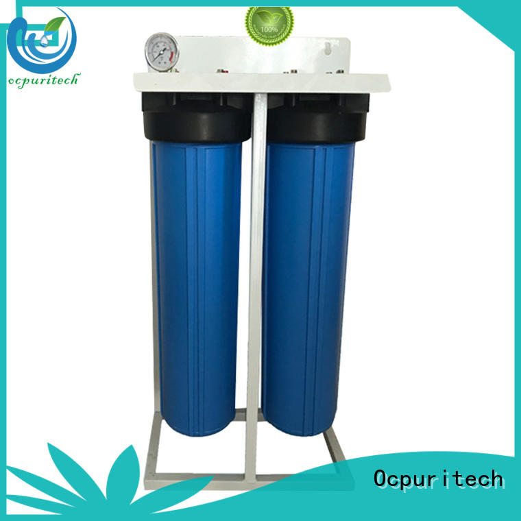 Ocpuritech industrial water filter system personalized for seawater