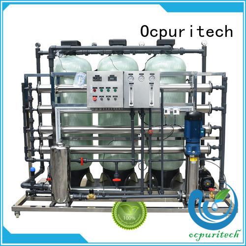 school Recovery 45%-70% Dow RO Membrane Ocpuritech Brand ro machine