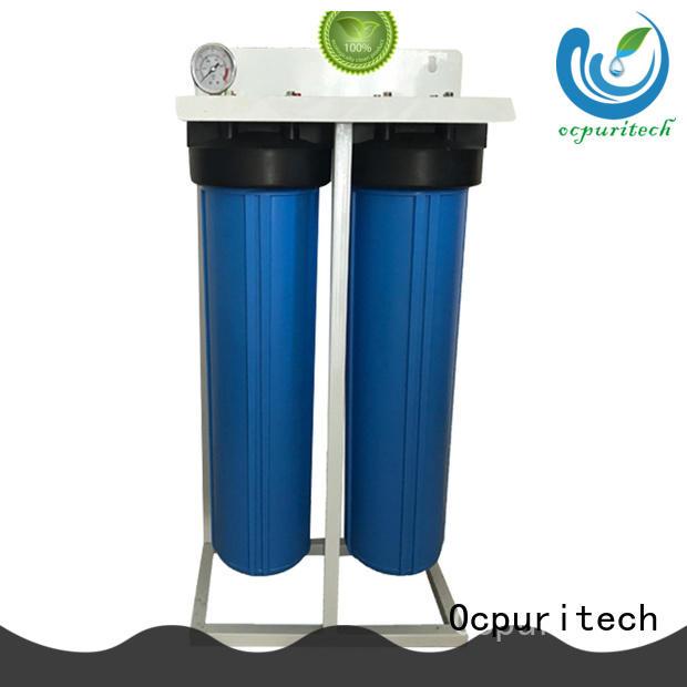 water filtration system housing Fivestar Hotel Ocpuritech