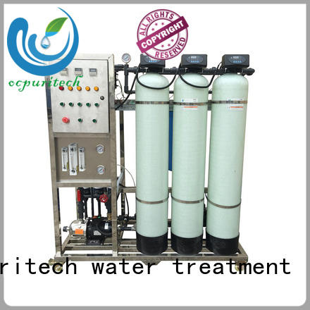 Ocpuritech industrial ultrafiltration system manufacturers factory price for seawater