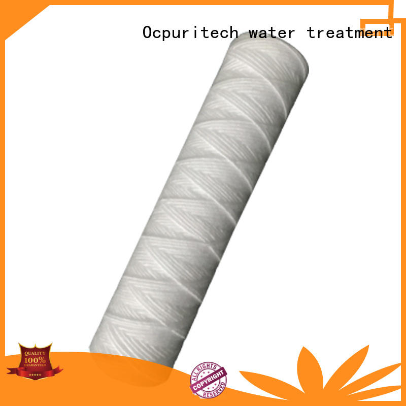 Ocpuritech well water sediment filter factory for household