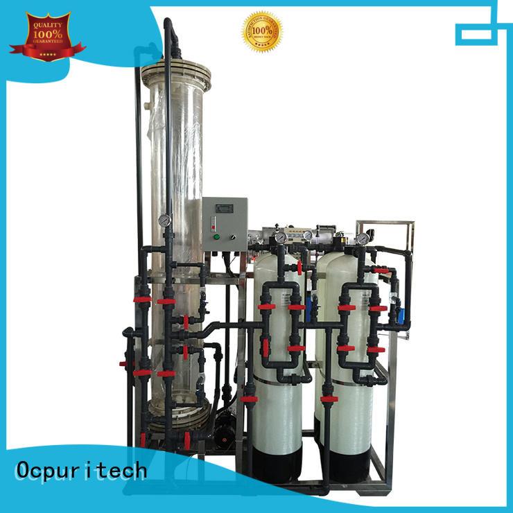 Ocpuritech excellent deionizer inquire now for business