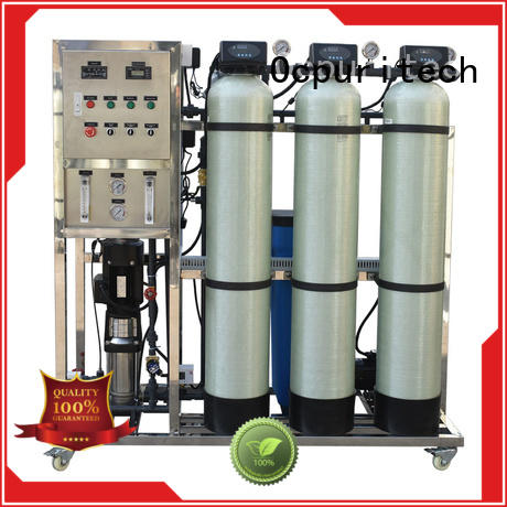 Ocpuritech stable reverse osmosis water system personalized for seawater