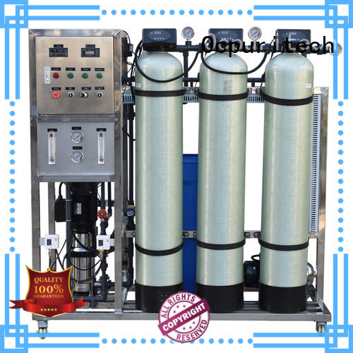 industrial industrial ro system supplier for agriculture