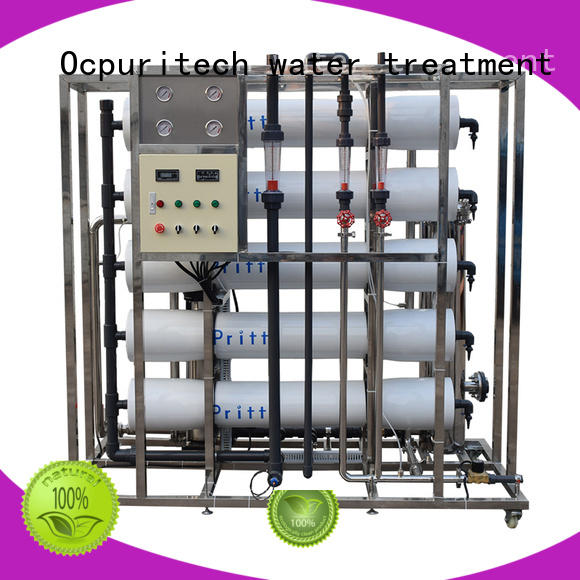 purifier filter membrane mineral ro machine Ocpuritech