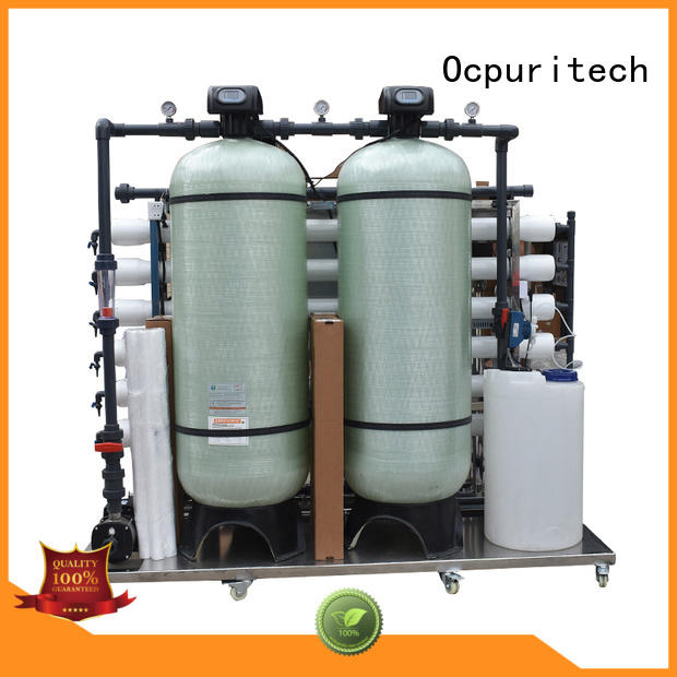 Ocpuritech ro ro machine factory price for seawater