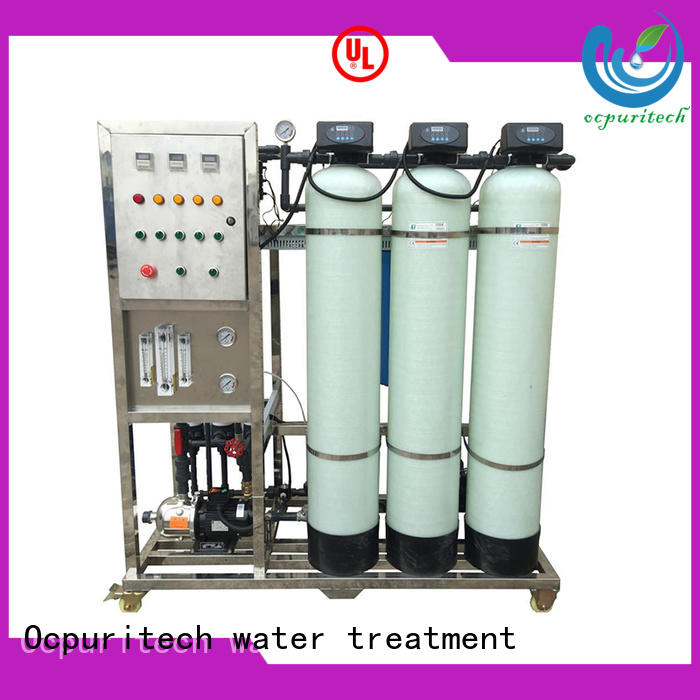 water ultrafilter 500lph for agriculture Ocpuritech