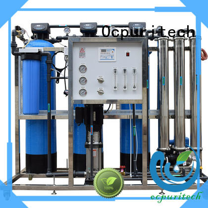 Ocpuritech commercial ro plant industrial factory price for food industry