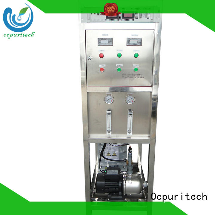 practical electrodeionization stainless factory price for agriculture