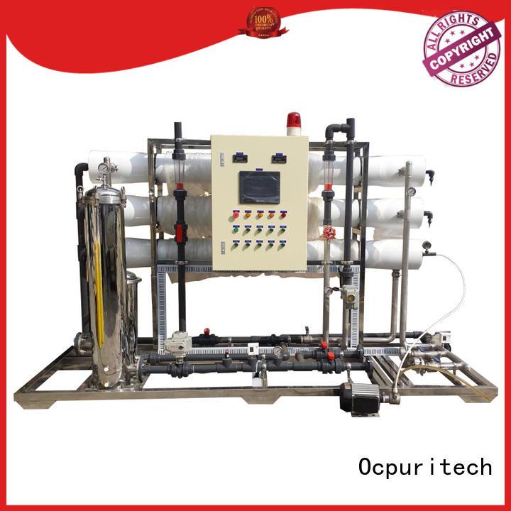 popular 250 liter Ocpuritech Brand ro water filter
