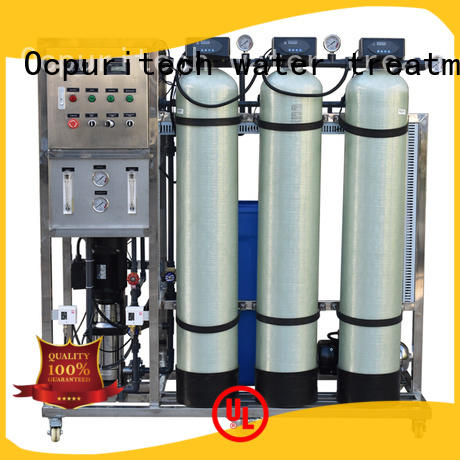 industrial mineral water plant filter supplier for agriculture