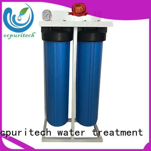 Ocpuritech water filter system supplier for food industry