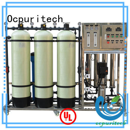 Ocpuritech reverse osmosis filter supplier for agriculture