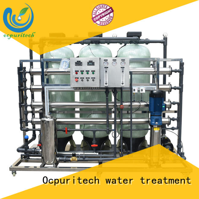 Ocpuritech reliable ro water company wholesale for agriculture
