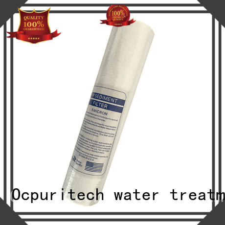 Ocpuritech new best water filter cartridge with good price for medicine