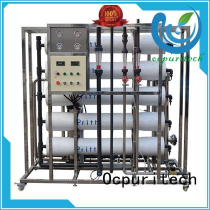 reverse osmosis unit Houses Ocpuritech