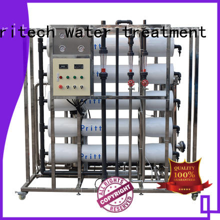 Ocpuritech 250lph ro plant industrial personalized for agriculture